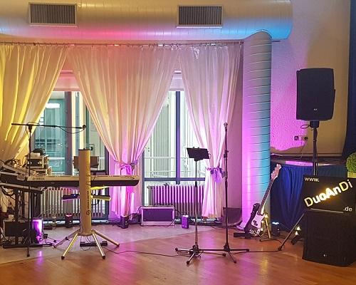 ...unsere Musik macht Ihre Feier zu einem Fest